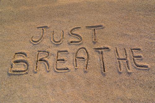 Aprender a respirar mejor te ayuda a mantener la calma