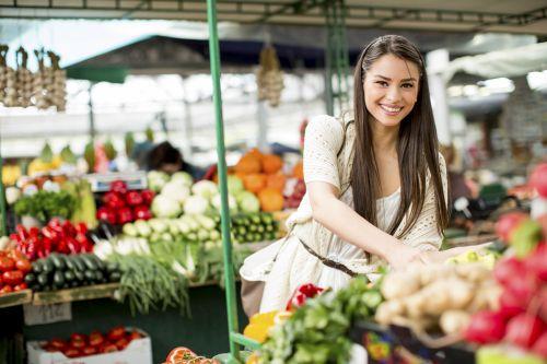 Nutrición femenina: Algo de etapas