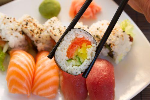 Conoce las bondades saludables de la comida japonesa