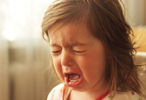El sollozo espasmódico: un trastorno infantil