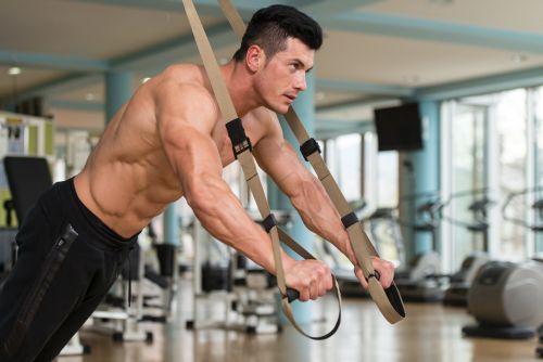 TRX, ejercicios de suspensión: Una tendencia a la vista