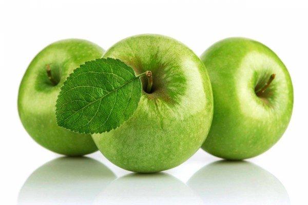 5 beneficios de las manzanas verdes