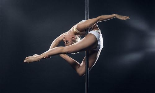 5 motivos para practicar poledance