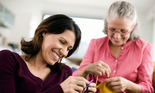 Días de calidad tras los síntomas de menopausia
