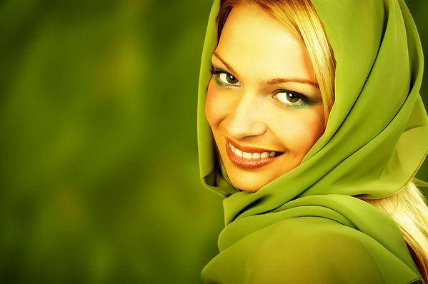 Maquillaje ecológico: más verde y más natural