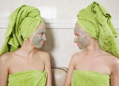 Mascarilla de arcilla verde: piel limpia, linda y purificada