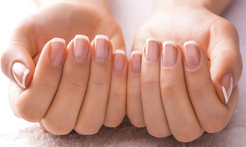 Esto quiere decir tu cuerpo a través de unas uñas frágiles