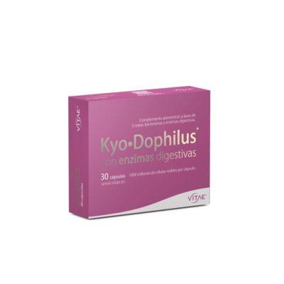 Probióticos con enzimas digestivas