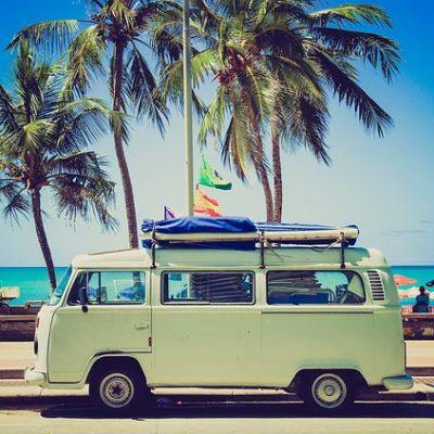 Cómo disfrutar de los desplazamientos en vacaciones sin perder energía