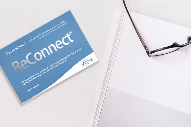 Descubre todos los secretos de Reconnect y por qué es uno de los productos más especiales de Vitae