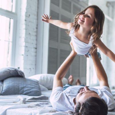 Higiene del sueño, especialmente en los más pequeños, para beneficiar la regulación emocional y la salud mental