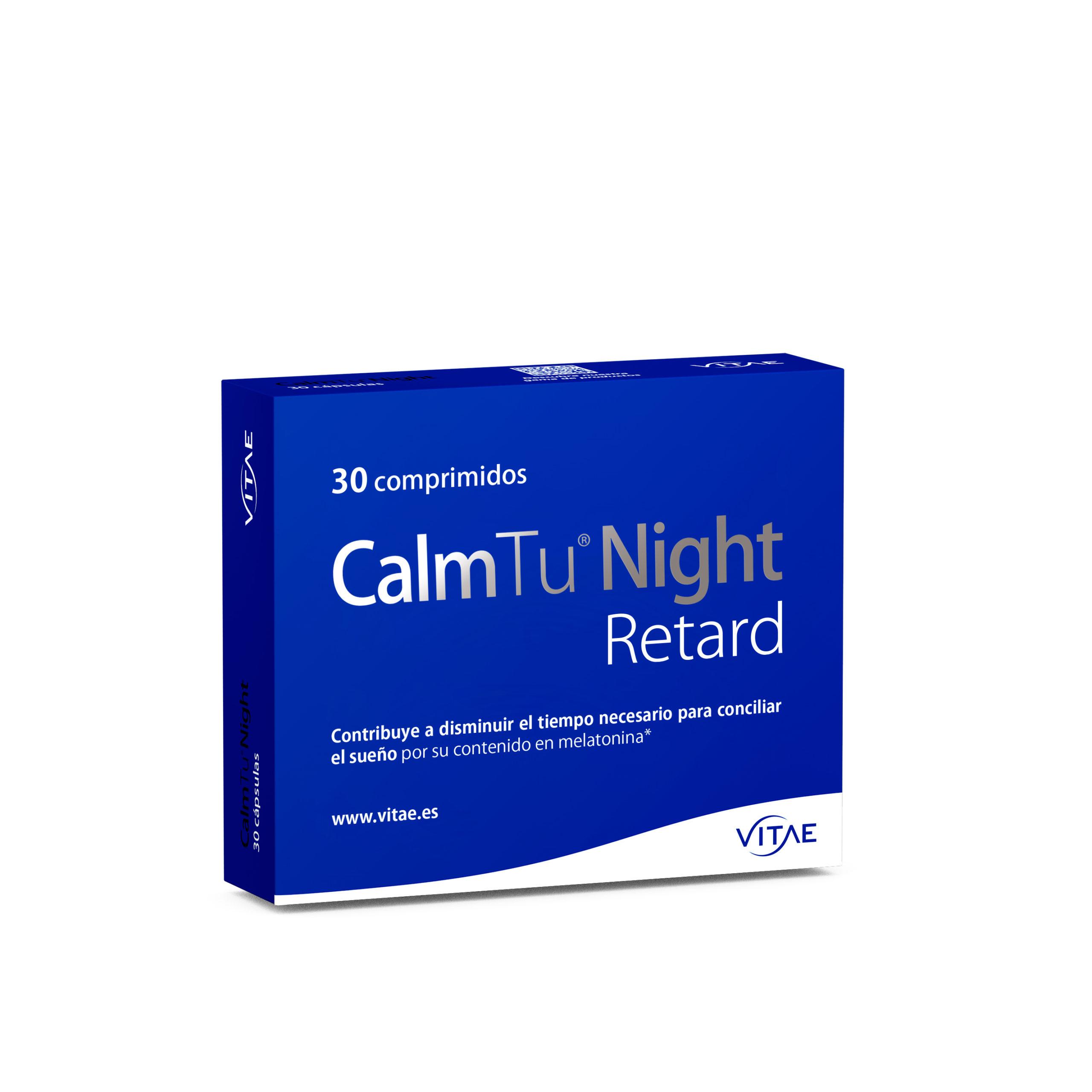 Induce al sueño y evita despertares nocturnos