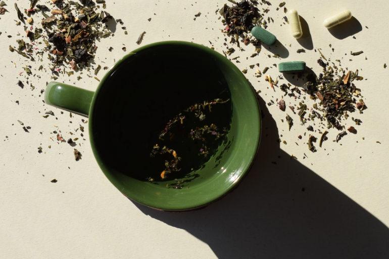 Detox y alga chlorella